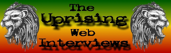 Real Audio Interviews of Reggae Artists on The Uprising at IREGGAE.COM