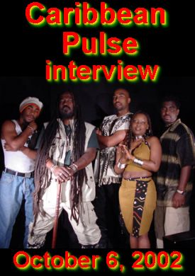 Caribbean Pulse Interview - October 6, 2002