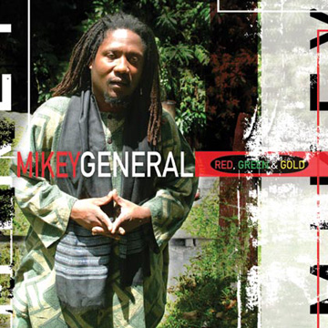 Mikey General - Red Green & Gold