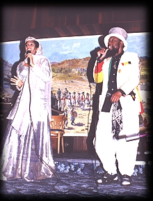 Ras Michael & Queen Makedah